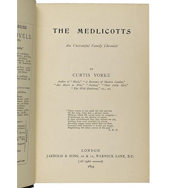 The Medlicotts: