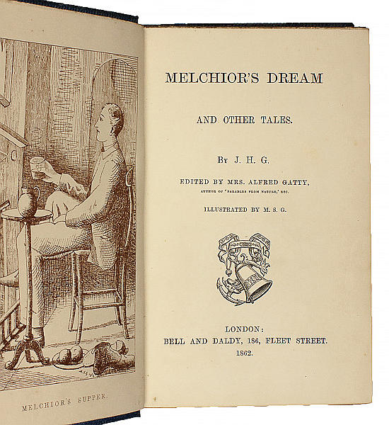 Melchior's Dream and other Tales.