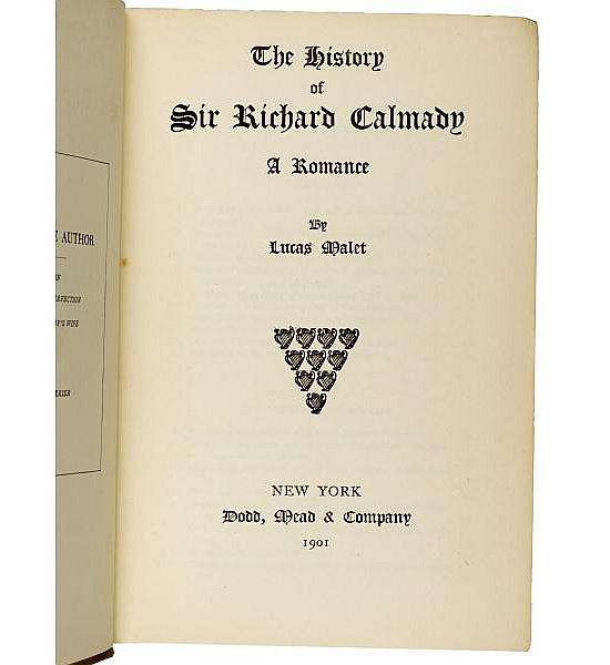 The History of Sir Richard Calmady.
