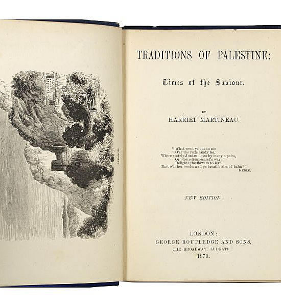 Traditions of Palestine: