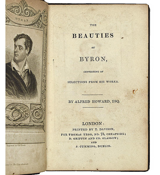 The Beauties of Byron,