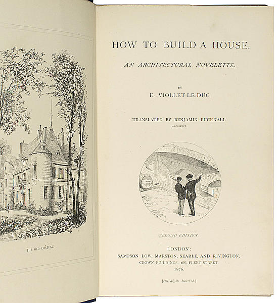How to Build a House.