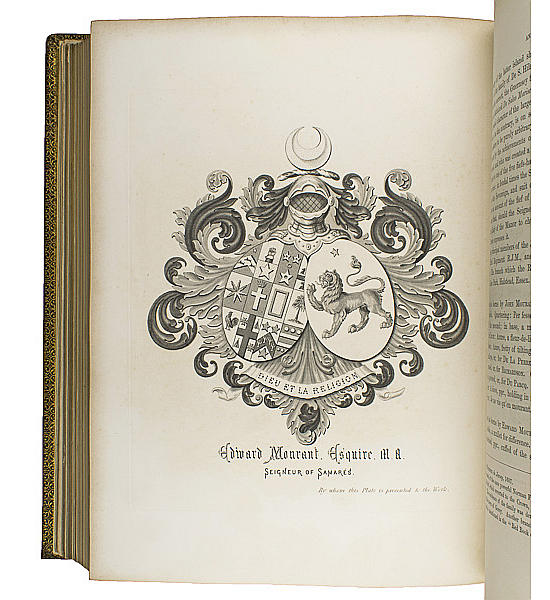 An Armorial of Jersey,
