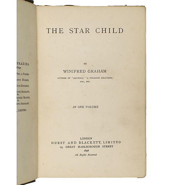 The Star Child.