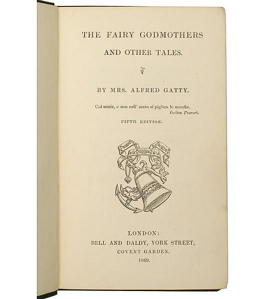 The Fairy Godmothers and Other Tales.