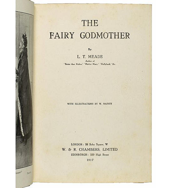 The Fairy Godmother.