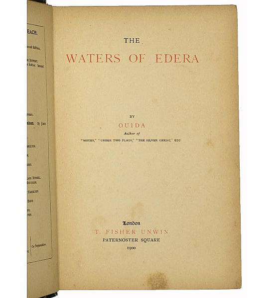 The Waters of Edera.