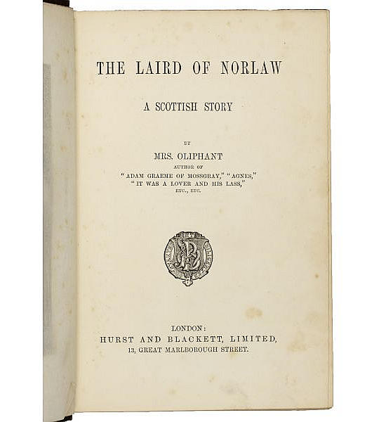 The Laird of Norlaw;