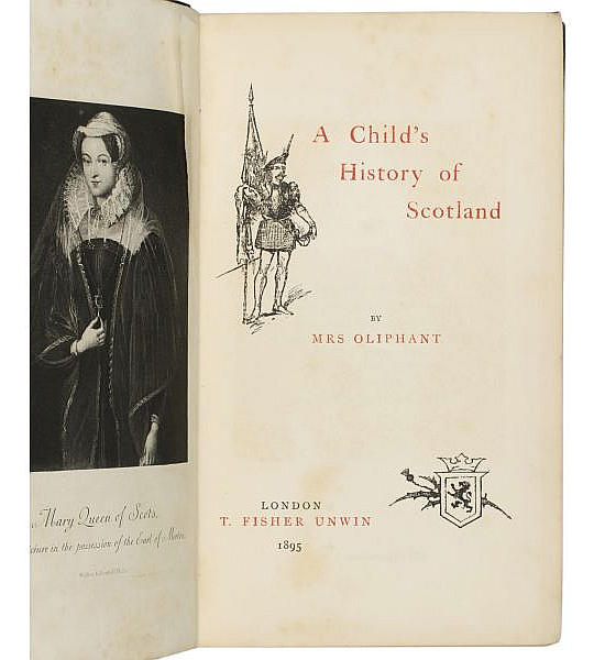 A Child's History of Scotland.