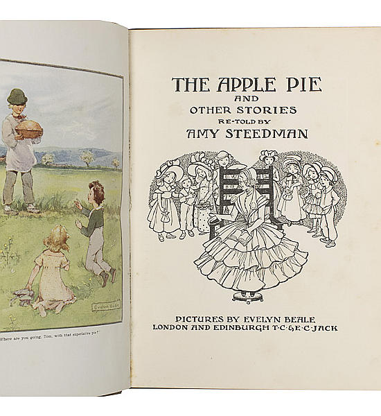 The Apple Pie and Other Stories.