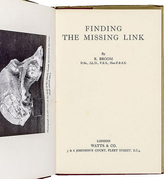 Finding the Missing Link.